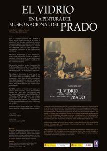 Libro El vidrio en el Museo del Prado